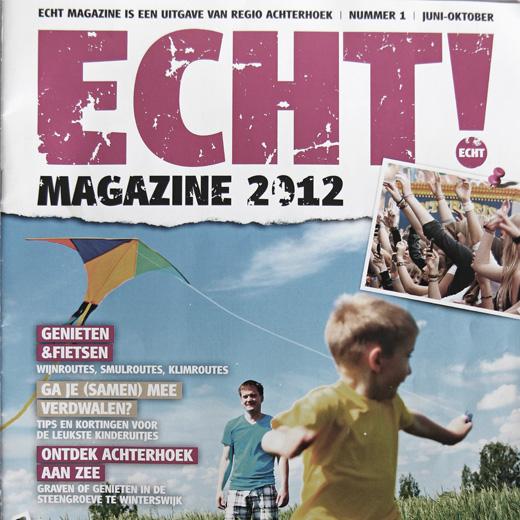 Echt Achterhoek magazine hue